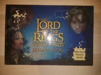 Puzzle Book- Lord Of The Rings- The Two Towers