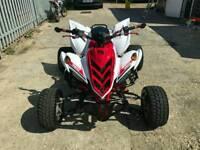 YAMAHA RAPTOR 700R R1 12 1000cc QUAD 15980 Miles