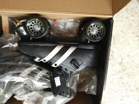 Volt Roller Boots size 7 unworn still in box