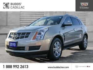 2010 Cadillac SRX Certified Pre-Owned, LUXURY COLLECTION * PO...