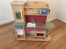 Little Tikes Premium Kitchen Wooden RRP £169.00