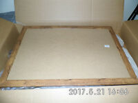 "Picture Photo Frame -30""x20"" Rustic New in Box"
