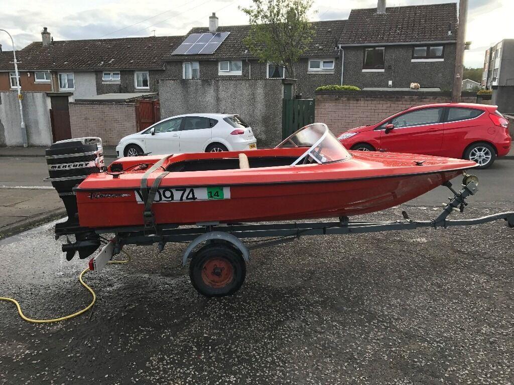 Fletcher Arrow Speed Boat In Glenrothes Fife Gumtree