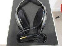 Sennheiser HD 650 Headphones - Titanium 100% Mint