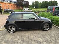 2011 Black Mini Cooper S, JCW body, 61 plate - low mileage, Immaculate inside and out