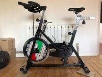 Zing indoor exercise spinning bike