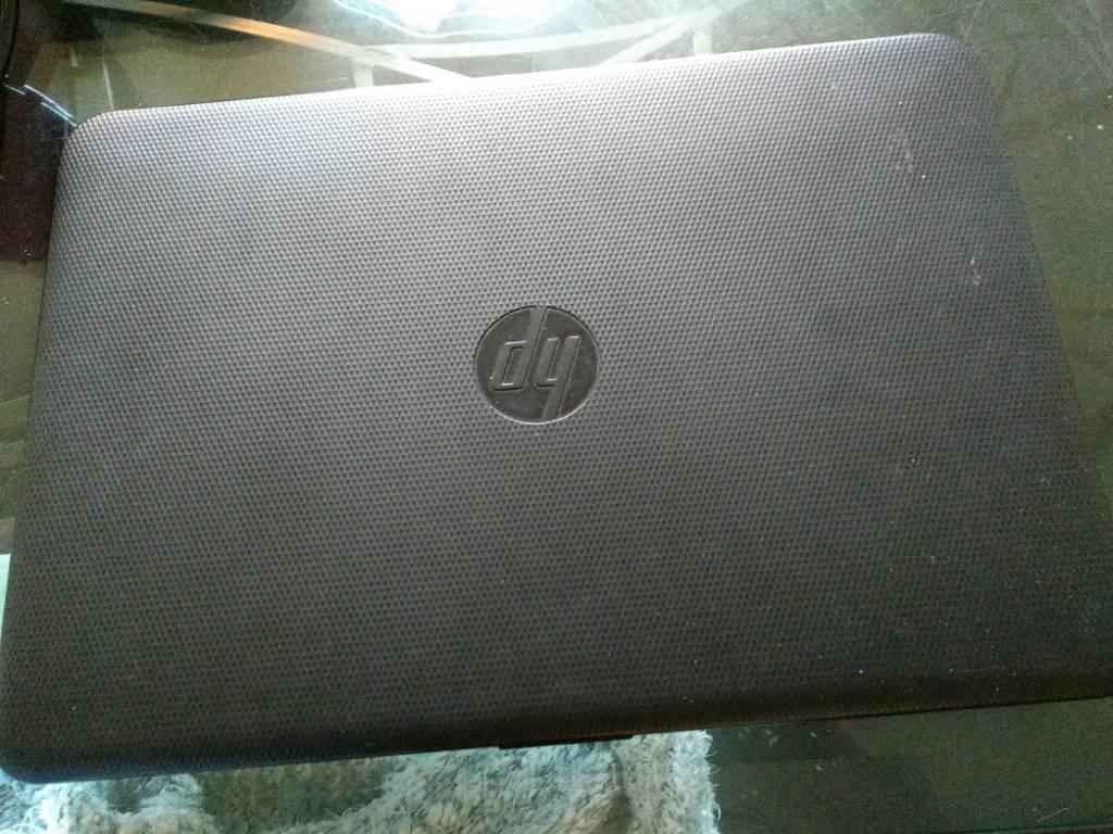 """Hp 14"""" notebook"""