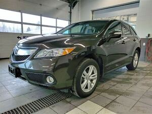 2014 Acura RDX Tech AWD - Navigation - Power tailgate!