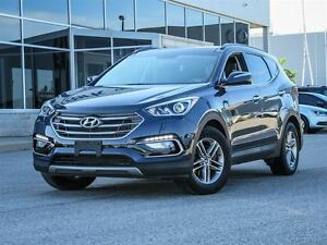 2017 Hyundai Santa Fe Sport AWD| Blind Spot Detect| Heated Leath
