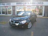 2008 Volkswagen Eos 2.0T+LETHER+ NAVI+ CLEAN CAR PROOF+FULLY LOA