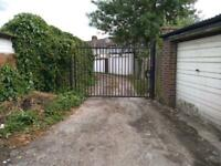 A Private car parking space in Palmers Green N13