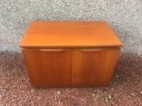 Vintage Mid Century Tv Media Unit *Delivery available*