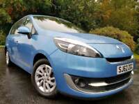 Sep 2012 (FACELIFT) Renault Grand Scenic 1.5 Dci Dynamique 7 Seater! Sat-Nav! Stunning Example! FSH