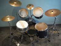 Drum Kit made by Peavey