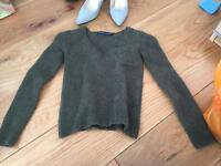 Authentic size 6 ralph lauren jumper
