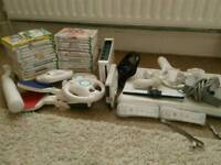 Nintendo Wii mega bundle 30games