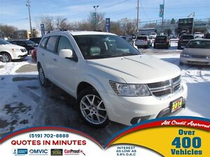 2014 Dodge Journey R/T | AWD | 7PAS | CAM | MUST SEE