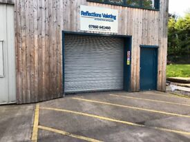 Valeting/Detailing Shop for Rent