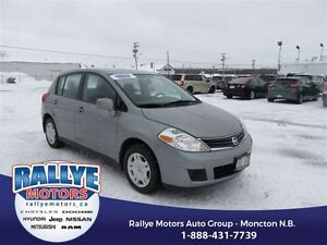 2012 Nissan Versa S! ONLY 68K! Trade In! Save!