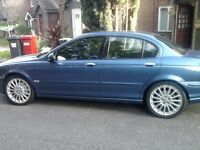 jaguar x type 2003 18inch indianapolis BBS split rims and 225/40/18 tyres...
