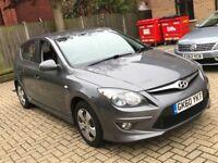 2010 HYUNDAI I30 1.6 CRDI DIESEL MANUAL 5 DOOR HATCHBACK 5 SEAT FAMILY CAR GREAT DRIVE N CIVIC GOLF