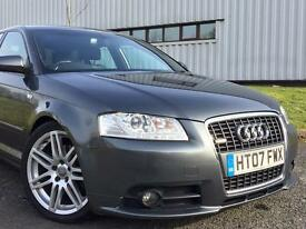 Audi A3 Special Edition S-Line Quattro 2.0TFSI