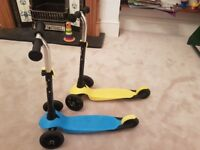 OXELO B1 KIDS' SCOOTER FRAME