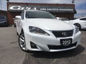 2012 Lexus IS 250 AWD | ROOF | LEATHER | BLUETOOTH ...