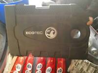 Vauxhall Astra engine cover 2.0diesel