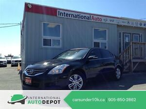 2011 Nissan Altima 2.5 SL | LEATHER | BACK-UP CAM | 2 SETS OF TI