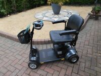 GoGo Plus heavy duty car boot mobility scooter