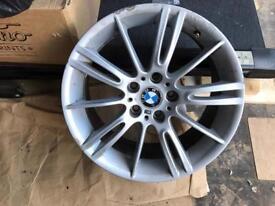 """BMW M-Sport 18"""" alloy wheel (MV3 style, 8.5J width)"""