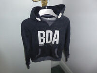 Boy's hooded jumper aged 9-10 years