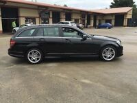 2009 Mercedes Benz C220 sport Estate Automactic