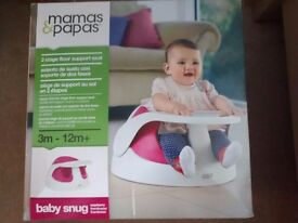 mamma and papas baby snug seat