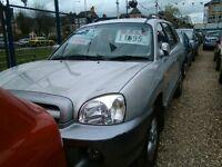 2006 Hyundai santa fa diesel full service history full MOT