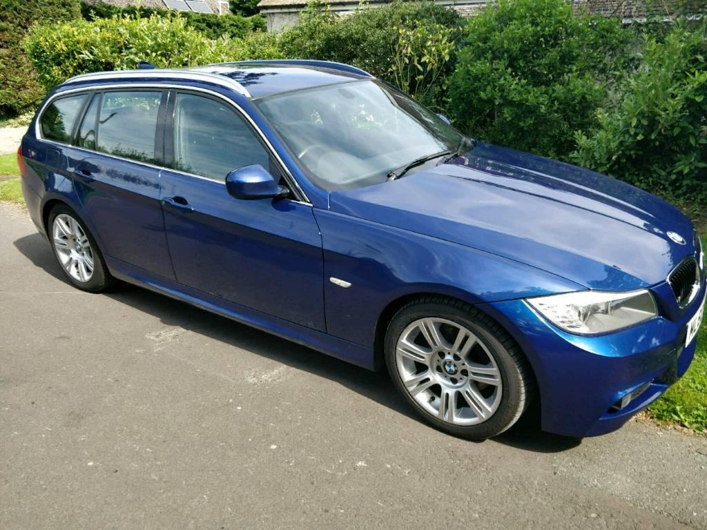 2010 - 318D BMW M SPORT ESTATE - Fantastic condition