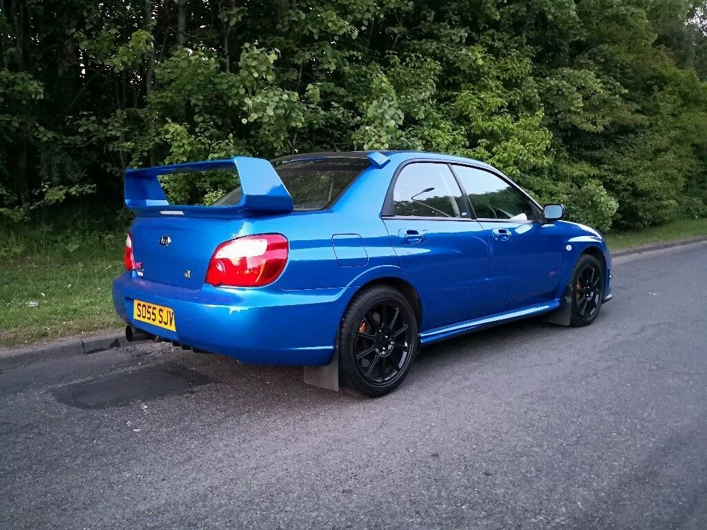 2006 impreza wrx sti hawkeye in cowdenbeath fife gumtree. Black Bedroom Furniture Sets. Home Design Ideas