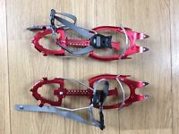 CAMP axes, crampons and helmet like new