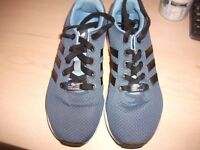 Adidas ZX Flux Trainers Size UK 4 Used but in great condition
