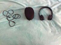 Dr Dre Beats Solo HD On-Ear Headphones - Matte Black