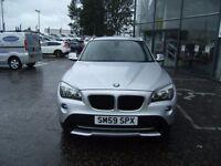 2010 59 BMW X1 2.0 XDRIVE18D SE 5D 141 BHP **** GUARANTEED FINANCE **** PART EX WELCOME ****