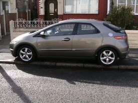 HONDA CIVIC SE 2.2 DIESEL 5 DOOR