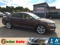 2013 Volkswagen Passat Highline - Navigation -  Managers Special London Ontario Preview