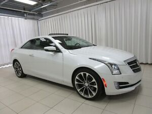 2015 Cadillac ATS Coupe 2.0T TURBO THIS IS THE CAR YOU'VE BEEN W