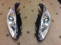 Ford c max headlights