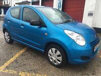 2011 Suzuki Alto 1.0 SZ2 Hatchback 5dr Petrol Manual ***£20 ROAD TAX 2KEYS***