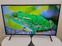 Samsung 40 Inch 4K Ultra HD HDR Smart LED TV (Model UE40NU7192)!!!