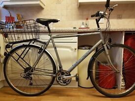 Men city bike