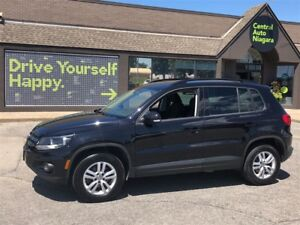 2014 Volkswagen Tiguan Trendline / HEATED SEATS / ALLOY RIMS / F